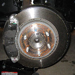Ford F-150 Front Brake Pads Replacement Guide