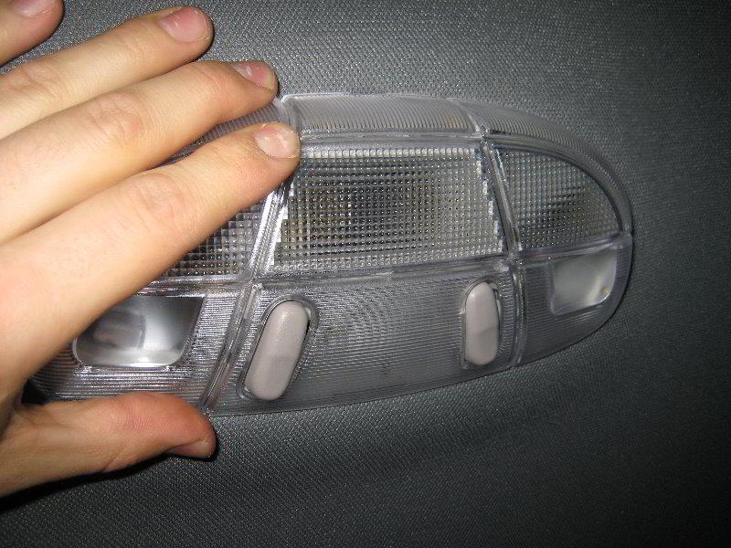 Service Manual Installing Dome Light In A 2006 Ferrari