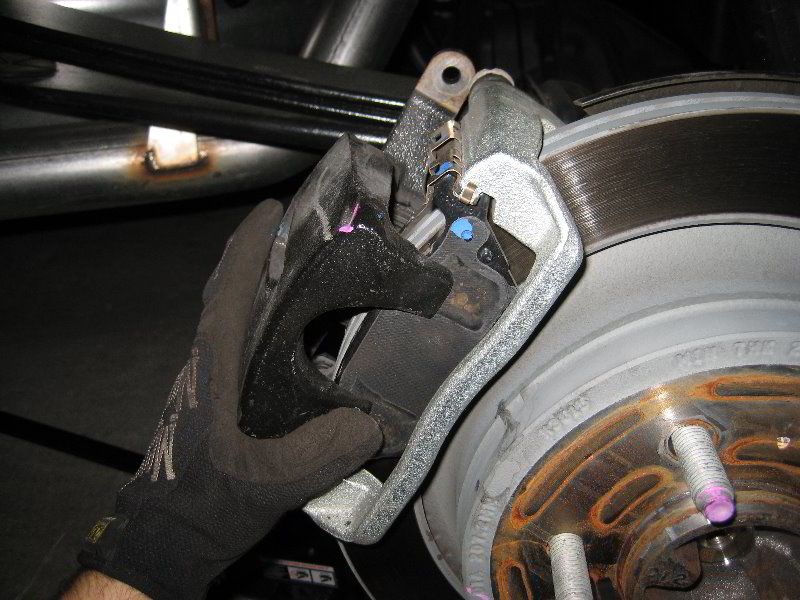2014 Mustang Rear Bumper Replacement >> Automotive Rear Brake Pad And Rotor Replacement Guide | Autos Post