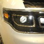 2009-2019 Ford Flex Headlight Bulbs Replacement Guide