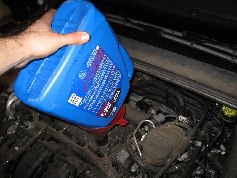 How To Change Oil Filter On 2014 Eco Diesel   Autos Post