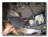 ford focus electrical fuse replacement guide 2011 to. Black Bedroom Furniture Sets. Home Design Ideas
