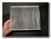 Ford Focus A/C Cabin Air Filter Replacement Guide