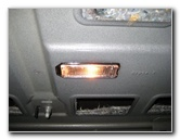 Ford Focus Trunk Light Bulb Replacement Guide