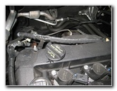 Ford Fusion Motor Oil & Filter Change Guide Duratec 25