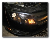 Ford Fusion Headlight Bulbs Replacement Guide 024