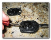 Ford Fusion Key Fob Battery Replacement Guide - 2006 To 2012 Model Years - Pictures Illustrated ...