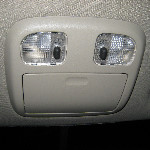 Ford Fusion Overhead Map Light Bulbs Replacement Guide