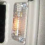 Ford Fusion Vanity Mirror Light Bulb Replacement Guide