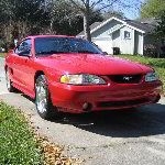 1994 Ford Mustang Cobra For Sale In Gainesville Florida