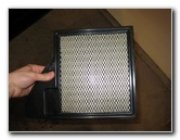 Ford Mustang 5.0L V8 Engine Air Filter Replacement Guide