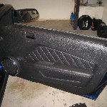 Ford Mustang Interior Door Panels Removal Guide
