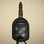 Ford Mustang Key Fob Battery Replacement Guide