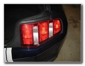 Ford Mustang Tail Light Bulbs Replacement Guide