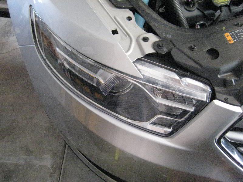 2013 Ford Taurus Headlight Replacement : Ford taurus headlight replacement autos post