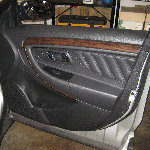 Ford Taurus Interior Door Panel Removal Guide
