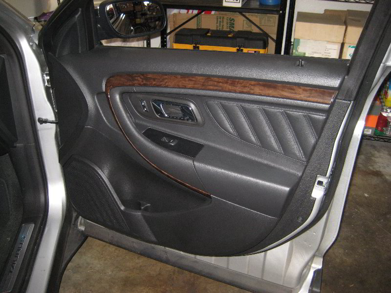 ford taurus rear door panel removal. Black Bedroom Furniture Sets. Home Design Ideas