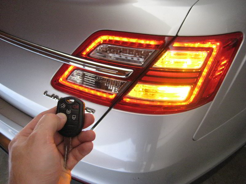 How To Replace Ford Taurus Key Fob