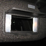 Ford Taurus Vanity Mirror Light Bulbs Replacement Guide