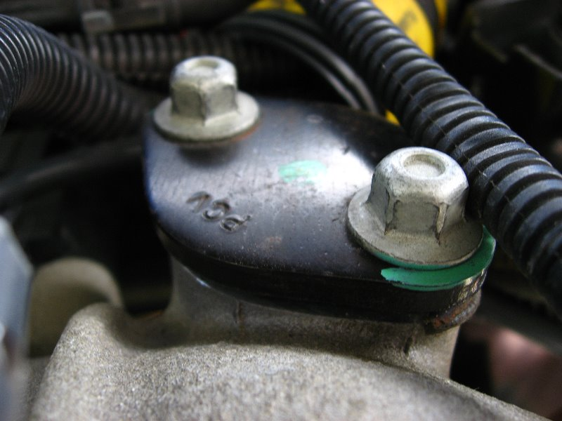 Pontiac Grand Prix Pcv Valve Replacement on Gm 3800 Series Ii Engine