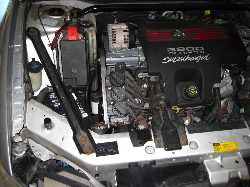 Gm Series Ii V Engine Low Coolant Sensor Guide on 2000 Buick Lesabre Knock Sensor Location