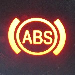 ABS, TCS OFF & SES Warning Lights