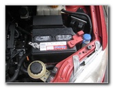 2007-2011 GM Chevrolet Aveo 12V Automotive Battery Replacement Guide