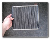 2007-2011 GM Chevy Aveo Cabin Air Filter Replacement Guide