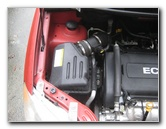 chevrolet aveo engine air filter replacement guide 2007. Black Bedroom Furniture Sets. Home Design Ideas