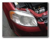 2007-2011 GM Chevrolet Aveo Headlight Bulbs Replacement Guide