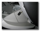 Chevrolet Cobalt Cabin Air Filter Element Cleaning