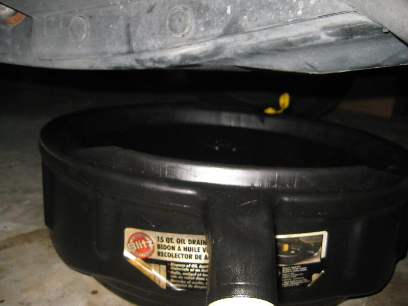 chevrolet cobalt engine oil change and filter replacement guide 007. Black Bedroom Furniture Sets. Home Design Ideas