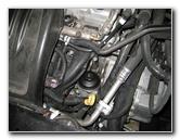 2007 chevy cobalt oil filter change