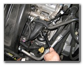 gm chevrolet cobalt 2.2l ecotec i4 engine oil change ... 2005 chevy cobalt fuse box location 2005 chevy cobalt fuel filter location #12
