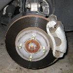 GM Chevrolet Cobalt Front Brake Pads Replacement Guide