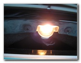 Chevrolet Cobalt License Plate Light Bulb Replacement Guide