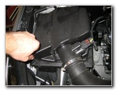 Chevrolet Cruze Engine Air Filter Replacement Guide