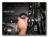 chevrolet cruze engine oil capacity in quarts liters. Black Bedroom Furniture Sets. Home Design Ideas