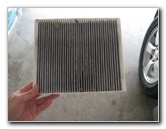 GM Chevy Cruze A/C Cabin Air Filter Replacement Guide