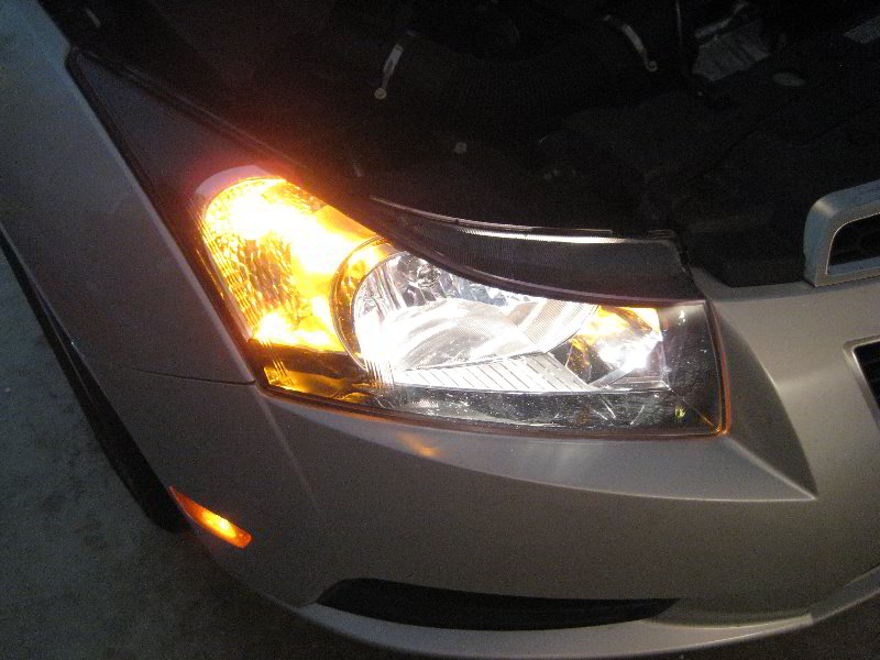 how to change the axle on 2014 cruze