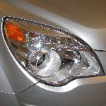 Chevy Equinox Headlight Bulbs Replacement Guide