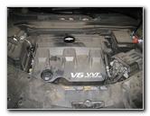 Chevrolet Equinox Lfw 3 0l V6 Engine Oil Change Guide 2011 2012