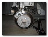 GM Chevy Equinox Rear Brake Job DIY Instructions