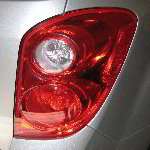 GM Chevy Equinox Tail Light Bulbs Replacement Guide