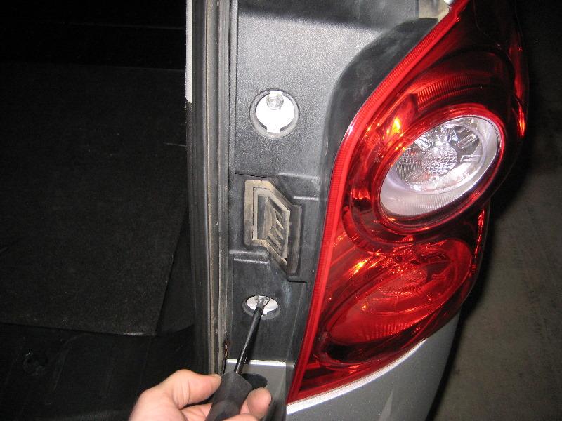 2012 Chevy Malibu Ltz Review ... the tail light bulbs of a 2nd generation 2010-2013 GM Chevy Equinox