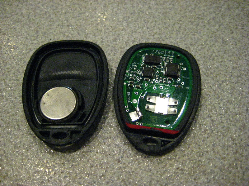 Nissan Key Fob Battery U003eu003e Chevrolet Impala Key Fob Battery