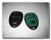 GM Chevrolet Impala Key Fob Battery Replacement Guide With