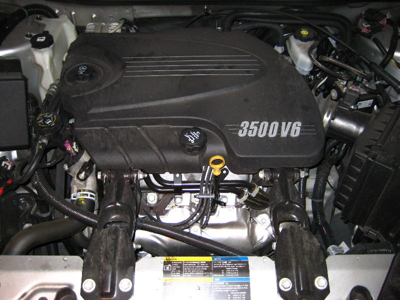 Chevy Impala GM 3500 LZE V6 Engine Oil Change Guide 001 gm 3500 v6 engine diagram gm engine problems and solutions  at bakdesigns.co