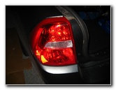 Gm Chevy Malibu Tail Light Bulbs Replacement Guide