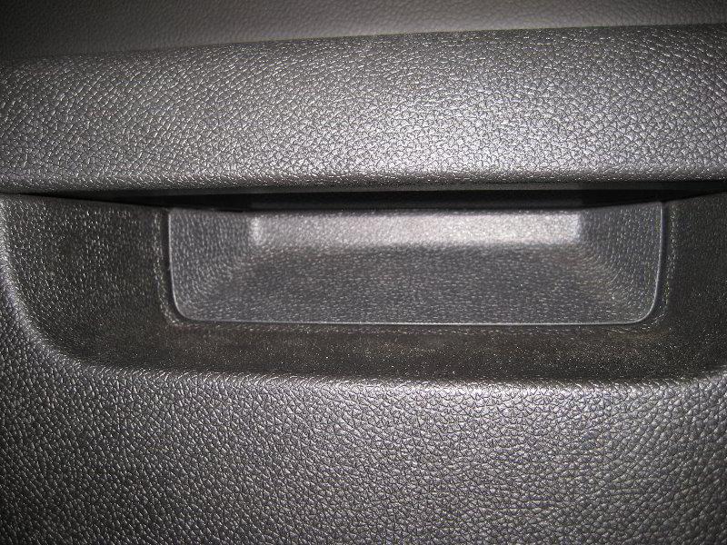 Chevrolet Silverado Interior Door Panel Removal Guide 002